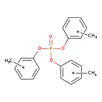 2D chemical structure of 1330-78-5