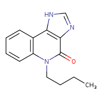 2D chemical structure of 133305-99-4