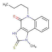 2D chemical structure of 133306-22-6