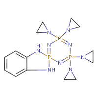 2D chemical structure of 133586-94-4