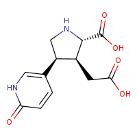 2D chemical structure of 133740-47-3