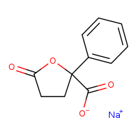 2D chemical structure of 13389-96-3