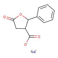 2D chemical structure of 13389-97-4