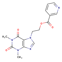 2D chemical structure of 13425-39-3