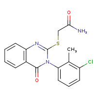 2D chemical structure of 134615-92-2