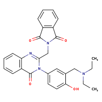 2D chemical structure of 134700-32-6