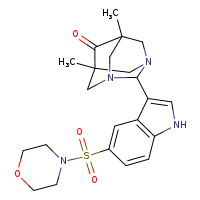 2D chemical structure of 134828-38-9