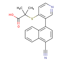 2D chemical structure of 1352792-74-5