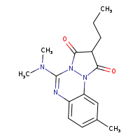 2D chemical structure of 13539-59-8