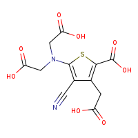 2D chemical structure of 135459-90-4