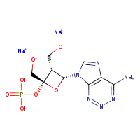 2D chemical structure of 136105-26-5