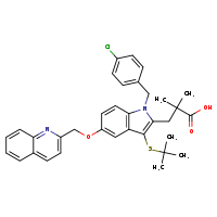 2D chemical structure of 136668-42-3