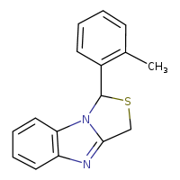2D chemical structure of 136994-95-1