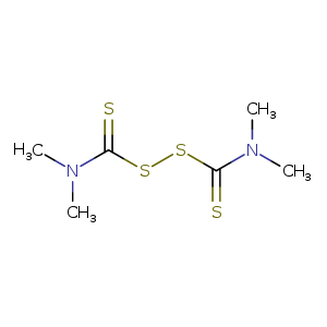 2D chemical structure of 137-26-8