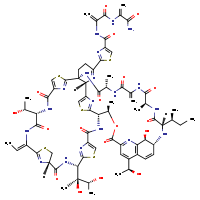 2D chemical structure of 1393-48-2