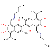 2D chemical structure of 13943-96-9