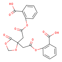 2D chemical structure of 1400-58-4