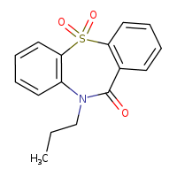 2D chemical structure of 140412-82-4