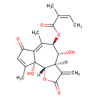 2D chemical structure of 1405-19-2