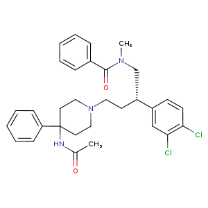 2D chemical structure of 142001-63-6