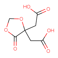 2D chemical structure of 144-16-1