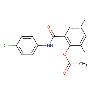 2D chemical structure of 14437-41-3