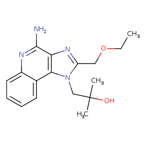 2D chemical structure of 144875-48-9