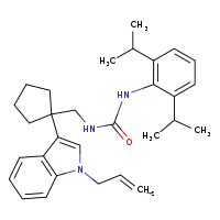 2D chemical structure of 145131-29-9