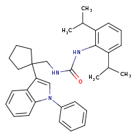 2D chemical structure of 145131-32-4