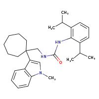 2D chemical structure of 145131-43-7