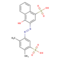 2D chemical structure of 14918-59-3