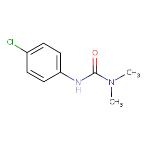 2D chemical structure of 150-68-5