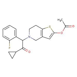 2D chemical structure of 150322-43-3