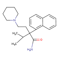 2D chemical structure of 1505-96-0