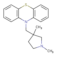 2D chemical structure of 15302-12-2