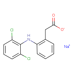 2D chemical structure of 15307-79-6