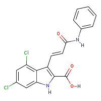 2D chemical structure of 153436-22-7