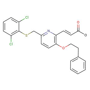 2D chemical structure of 154413-61-3