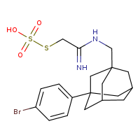 2D chemical structure of 155622-15-4