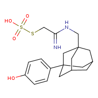 2D chemical structure of 155622-16-5