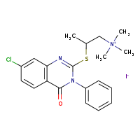 2D chemical structure of 15589-18-1