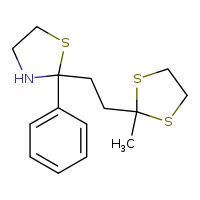 2D chemical structure of 156000-21-4