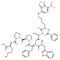 2D chemical structure of 157610-41-8