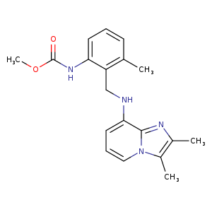 2D chemical structure of 158364-59-1