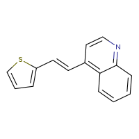 2D chemical structure of 1586-52-3