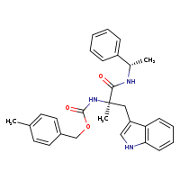 2D chemical structure of 159672-36-3