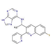 2D chemical structure of 1608125-21-8