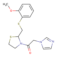 2D chemical structure of 161364-54-1