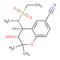 2D chemical structure of 163163-23-3