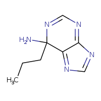 2D chemical structure of 16370-58-4